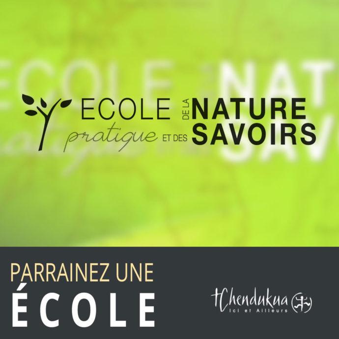 Soutenir Le Projet De L'École De La Nature Et Des Savoirs